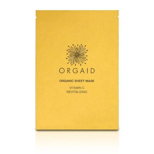 Vitamin C & Revitalizing Organic Sheet Mask