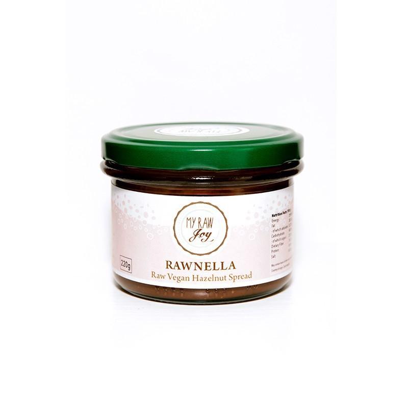 Rawtella hazelnuts
