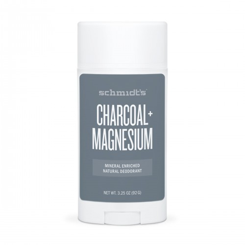 Charcoal + Magnesium DEO