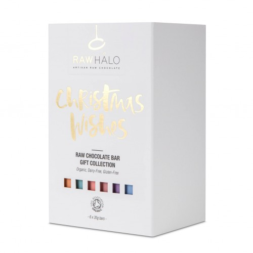 Christmas Wishes - Chokolade pakke