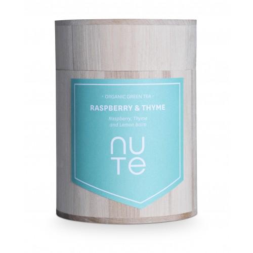 NUTE - Raspberry & Thyme Tea