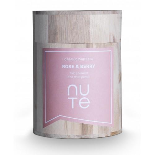 NUTE - Rose & Berry Tea