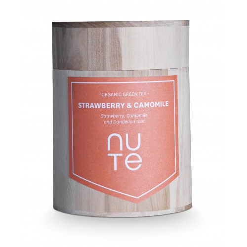 Stawberry & Camomille Tea - Nute