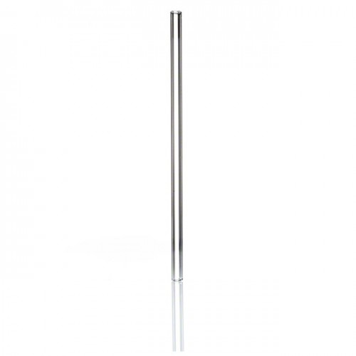 Simple Elegance 9.5 mm Glass Straws