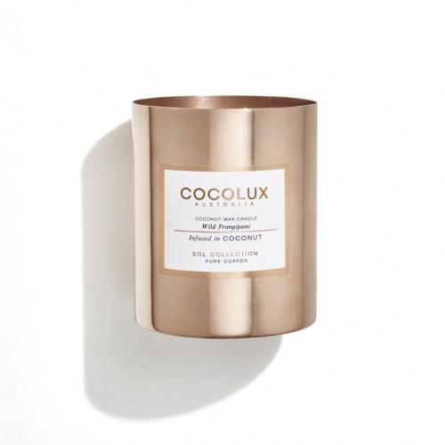 Cocolux Candle-Wild Frangipani