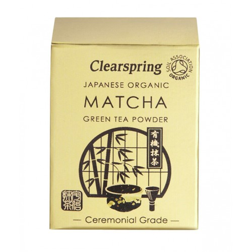 Matcha Tea - Ceremorial grade