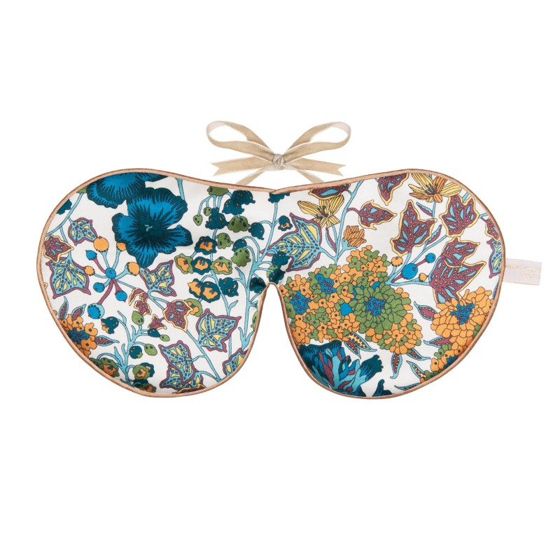 Liberty Blue Floral Anti Ageing Eye Mask