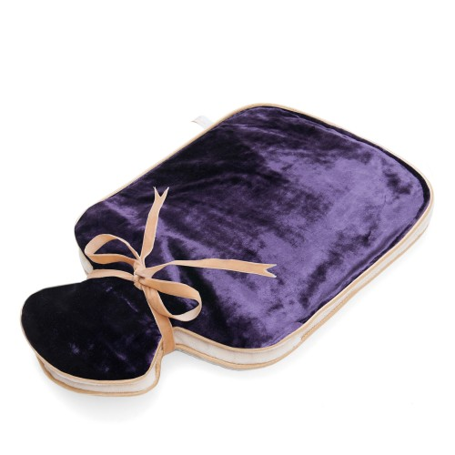 Amethyst Hot Water Bottle