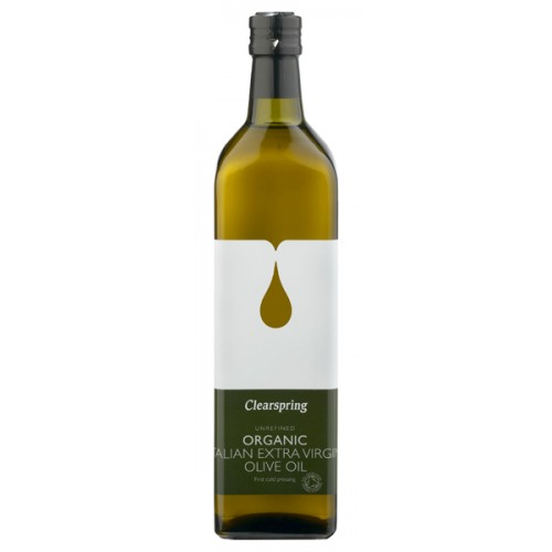 Olivenolie ekstra Jomfru italiensk 1L