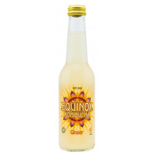 Kombucha - Ginger 275 ml - øko