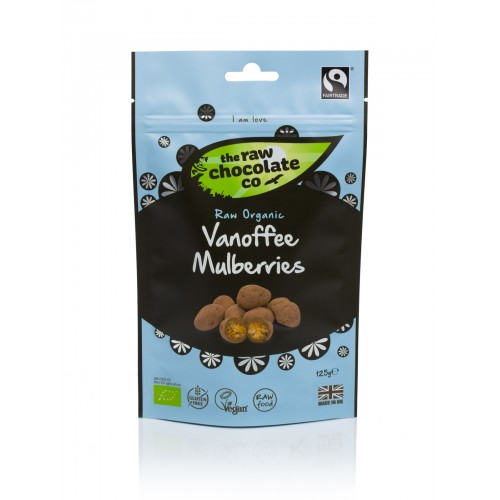 Raw Chocolate Vanoffe Mulberries