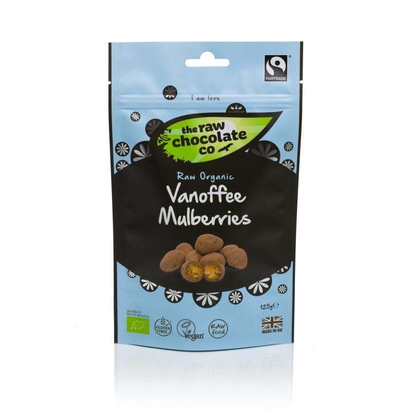 Raw Chocolate Vanoffe Mulberries